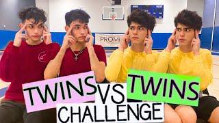 TWIN vs TWIN CHALLENGE