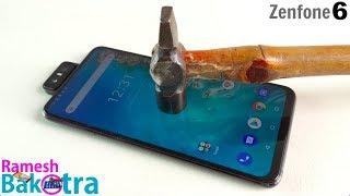 Asus Zenfone 6 Screen Scratch Test Gorilla Glass 6
