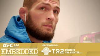 UFC 254 Embedded: Vlog Series - Episode 4