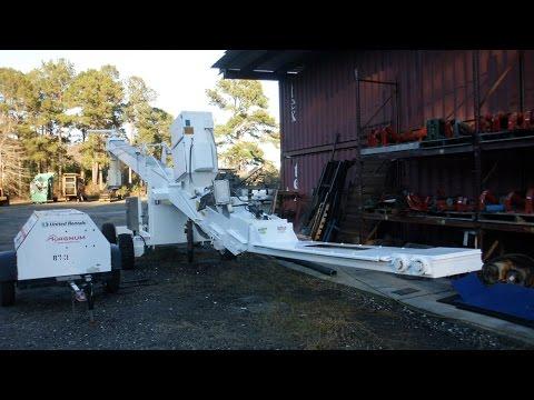 2006 RBT 1800 Railcar Unloader For Sale