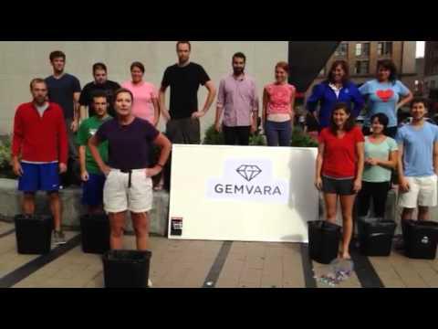 Gemvara's ALS Ice Bucket Challenge