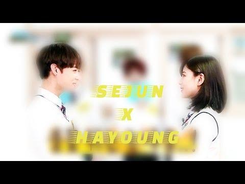 OPV『VICTON Sejun x Apink Hayoung』⑨⑥ Liner #PinkTon