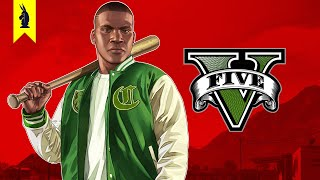 The Satire of GTA V (Grand Theft Auto V) – Wisecrack Edition