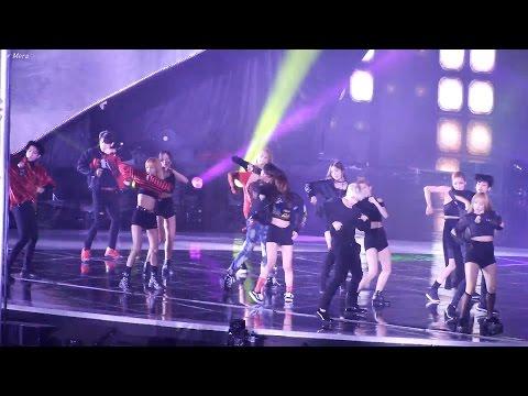 161226 블랙핑크,트와이스,방탄소년단,우주소녀,갓세븐,레드벨벳 OPENING SHOW Dance Performance [전체] Fancam (2016 가요대전) by Mera