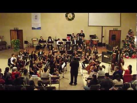 Villancico de las campanas Sinfonica Curridabat