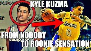 How Kyle Kuzma Went From Nobody To NBA Rookie Sensation