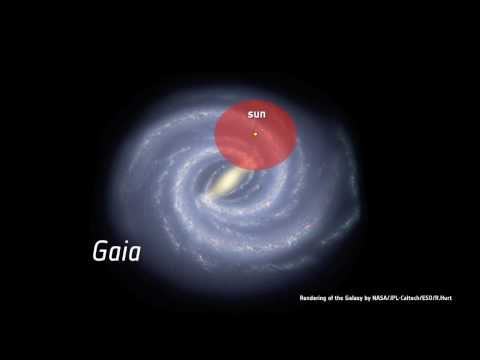 gaia spacecraft mission - photo #23