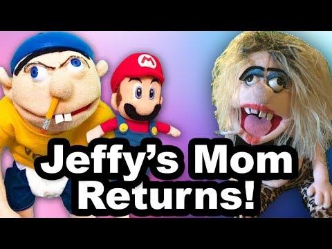 SML Parody: Jeffy's Mom Returns!