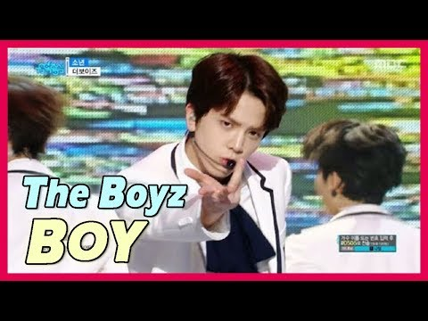 [HOT] THE BOYZ - Boy, 더보이즈 - 소년 20171216