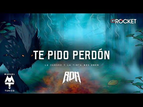 Te Pido Perdón - MTZ Manuel Turizo | Video Lyric