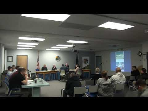 Town of Plattsburgh Zoning Board Meeting  3-10-20