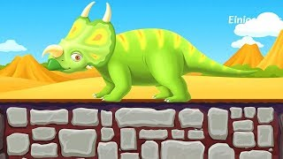 Fun Jurassic Dig Kids Games Children Learn About Dinosaurs - Educational Games for Kids