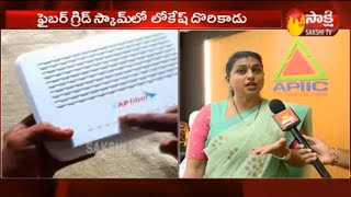Rs 1 lakh crore scam in Amaravati land deals: MLA Roja..