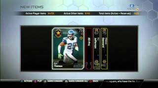 Madden 25 Ultimate Team | 30 Pro Pack Bundle | Nice pull