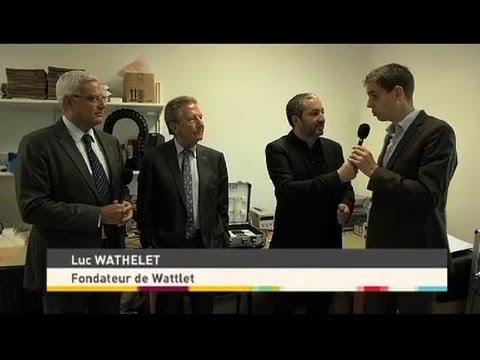 Point ECO - Visite de l'entreprise Wattlet