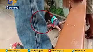 Odisha: Wild bear attacks cyclist in residential locality..