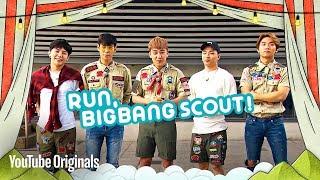 THE GATHERING BEGINS - Run, BIGBANG Scout! (Ep 1)