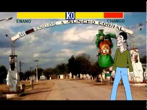 PARODIA LA OTUMPEÑA-EL ENANO DE SUNCHO CORRAL-TUNAS GRATIS