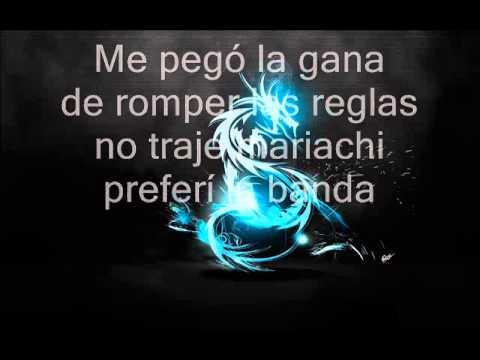 Me pego La Gana - Toño Lizarraga y Su Banda Son De Tambora (LETRA)
