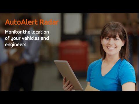 AutoAlert Radar