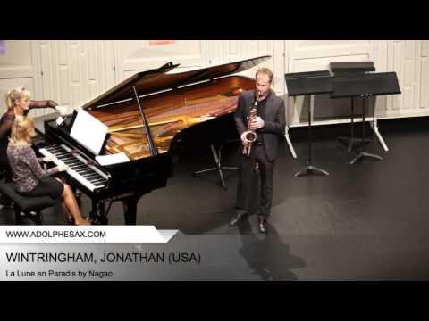 Dinant 2014 - WINTRINGHAM Jonathan (La Lune en Paradis by Jun Nagao)
