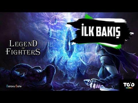 Legend of Fighters (Aksiyon MMO) İlk Bakış MMOBilgesi