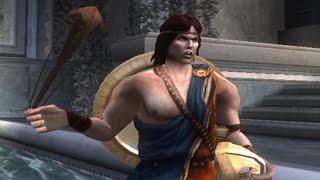 God of War 2: Perseus Boss Fight (4K 60fps)
