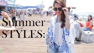 anneorshine – 6 Outfit Ideas Styling Shorts {Summer Lookbook}