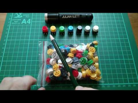 Julian's Postbag: #79 - Tactile Switches & Caps