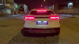 Lamborghini Urus 0-100