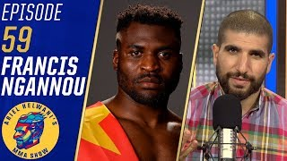 Francis Ngannou wants Stipe Miocic rematch, frustrated it's not booked | Ariel Helwani's MMA Show