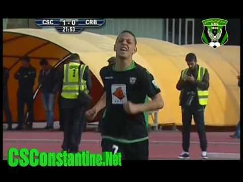 CSC 2 - CRB 1 : Les buts du match