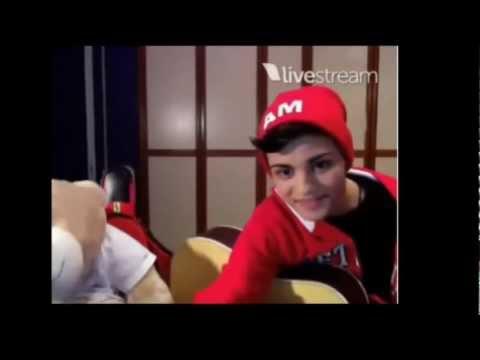 Baixar Abraham Mateo (14 years old)  -  SEÑORITA  -  Acoustic Version .