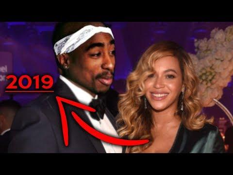 Tupac Announces His Return In 2019...