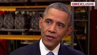 Exclusive: Obama talks about pot