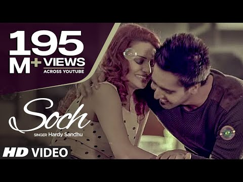 SOCH LYRICS - Hardy Sandhu   Jaani   B Praak