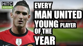 Every MAN UNITED Young Player of the Year: Where Are They Now?