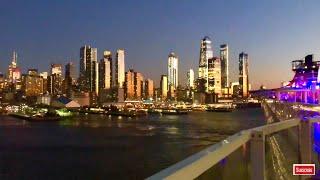 Disney Magic Cruise Ship Leaving New York City Port Osmo 2 Mobile  - On Board