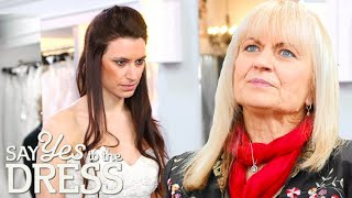Will This Bride Stand Her Ground Or Listen To Her Mum? | Say Yes To The Dress UK