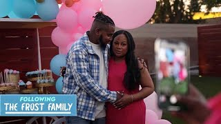 FOLLOWING THE FROST FAMILY EPISODE #2 | MONIQUE & MICHAEL'S GENDER REVEAL