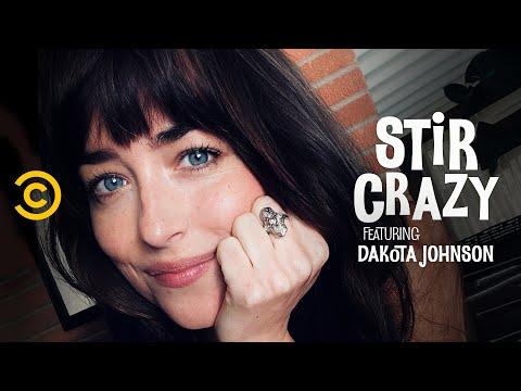 "Dakota Johnson is a ""Would You Rather?"" Icon - Stir Crazy with Josh Horowitz"