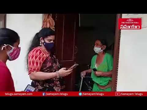 Actress Karate Kalyani extends helping hand to actress Pavala Shyamala