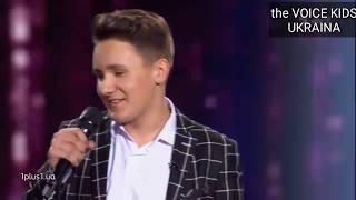 "Suara merdu Yaroslav Karpuk - ""Can't Help Falling In Love ' the voice kids Ukraina 5"