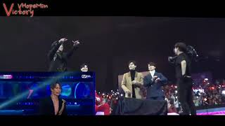 [MAMA 2017] Supper Junior Extra Reaction To EXO