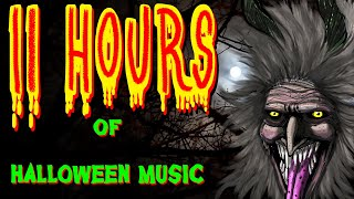 11 Hours of Halloween Music - Ambient Spooky Scary Sounds for Your Holiday Party! [2018]