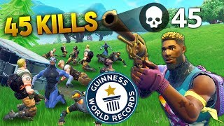 45 KILLS WORLD RECORD IN 10s..!!! |Fortnite Funny and Best Moments Ep.98 (Fortnite Battle Royale)