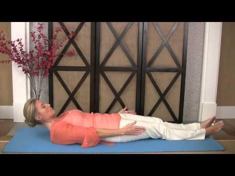 kundalini yoga stretch pose with anne novak  youtube