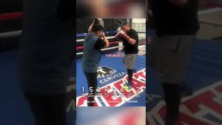 TRY THIS COMBO BY ANDY RUIZ 🥊