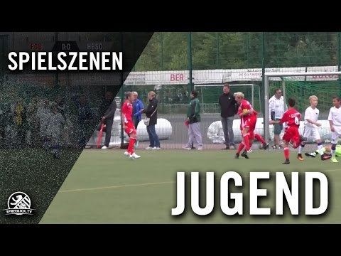 1. FC Union Berlin - Hertha BSC (U13 D-Junioren, Verbandsliga, Staffel 2) - Spielszenen | SPREEKICK.TV