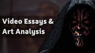 MauLer on Video Essays and Art Analysis.